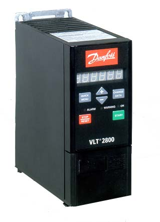 Danfoss VLT 2881-3 15KW/32Amps IP20 195N1123